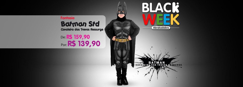 Black - Batman