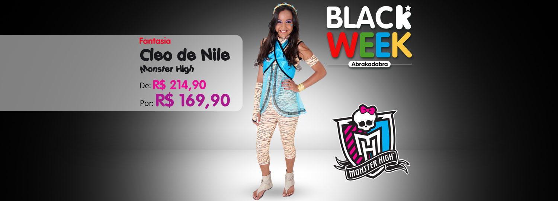 Black - Cleo de Nile