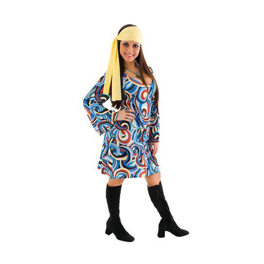 67125894b Fantasia Infantil Hippie Masculino