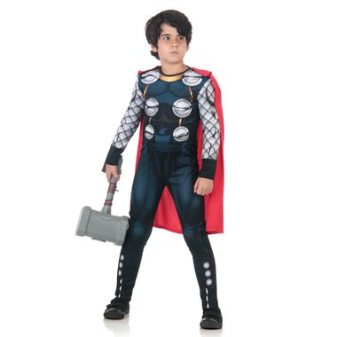 8c0848116c Fantasia Thor Infantil Premium P