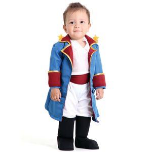 Linda foto da fantasia para bebê Pequeno Príncipe na AbraKadabra