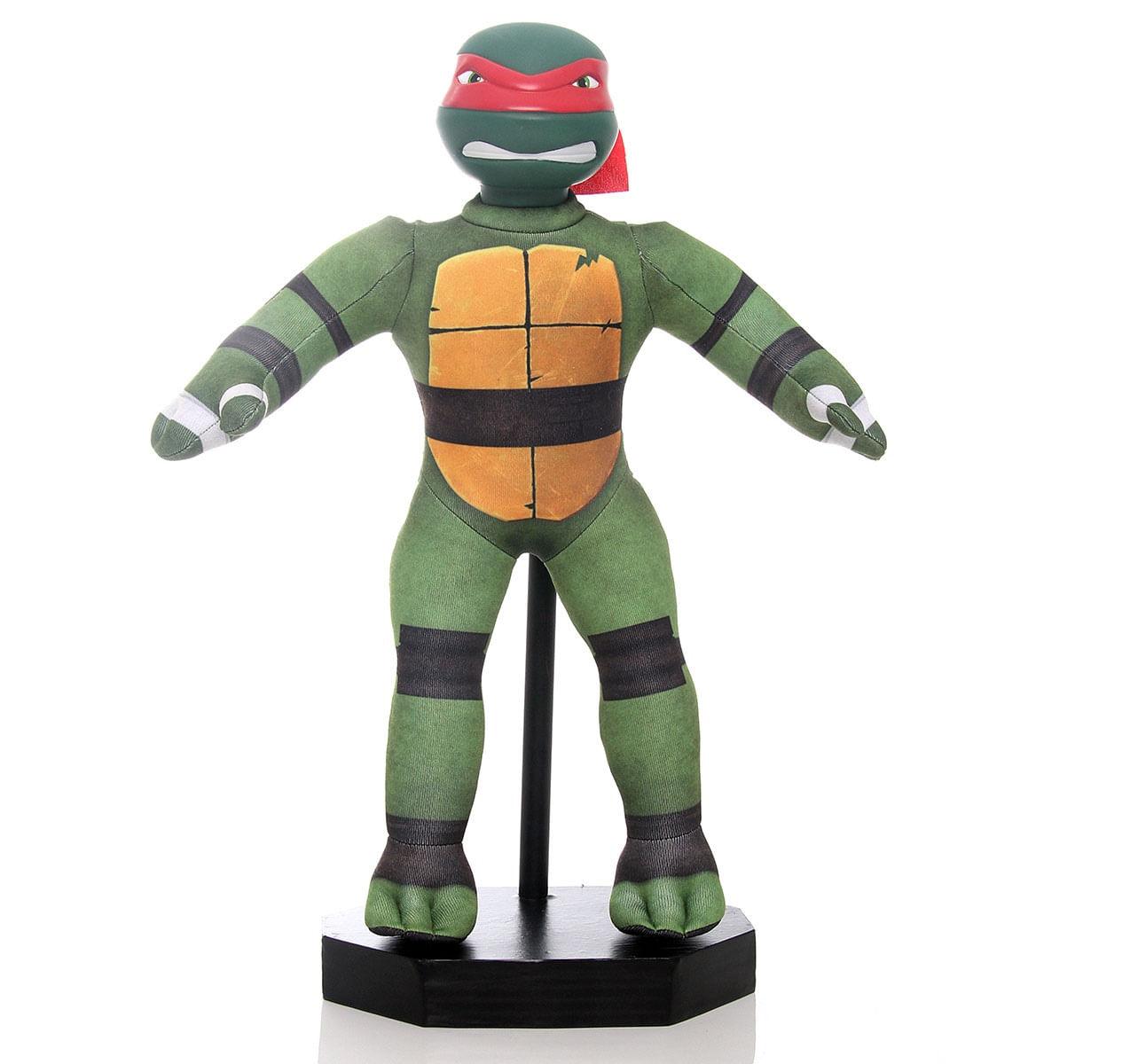 Boneco Fantoche Tartaruga Ninja - Raphael