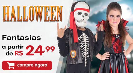 Fantasias Halloween a partir de 29,99