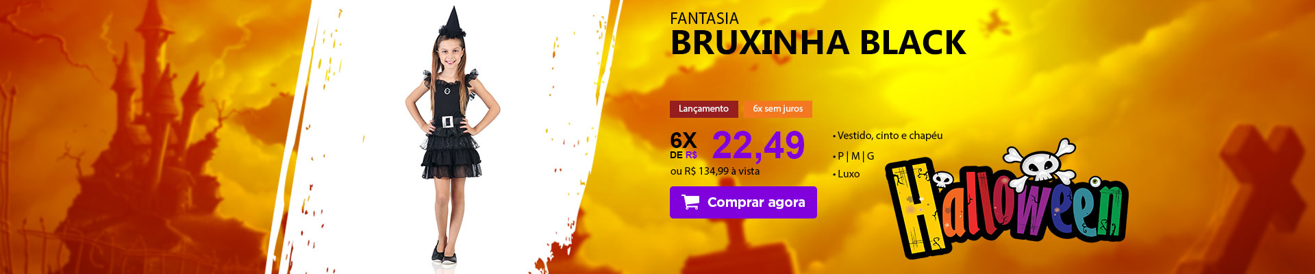 Bruxa Black