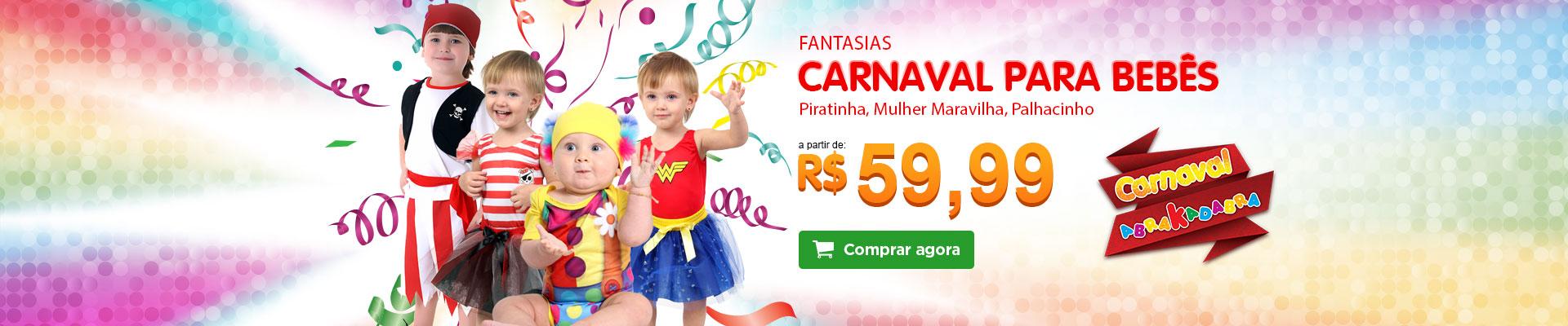 Carnaval para Bebês