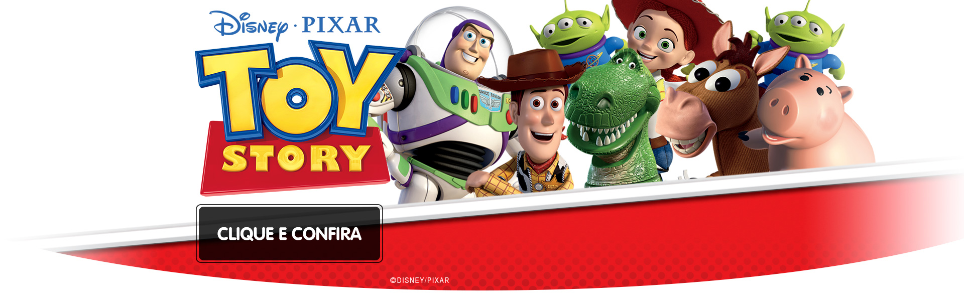 Fantasias Toy Story a partir de 249,99
