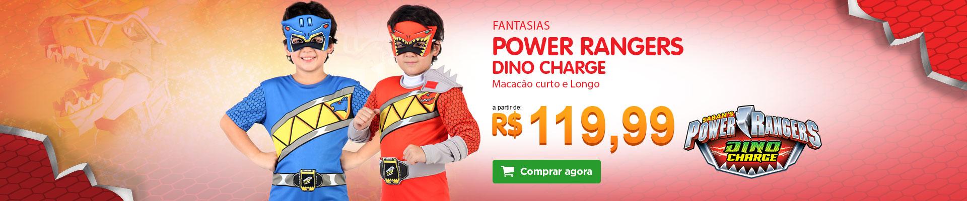 Power Rangers Dino