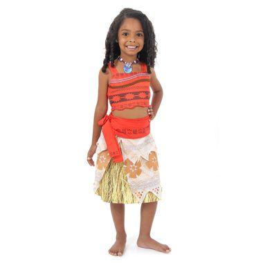 e4795387c Fantasia Moana Infantil Disney - Um Mar de Aventuras P