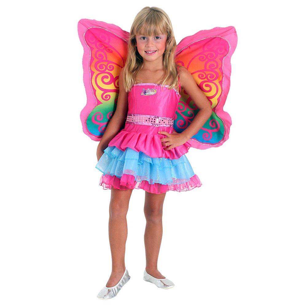 e171ad92c79678 Fantasia Barbie Segredo das Fadas Luxo   Abrakadabra - Abrakadabra