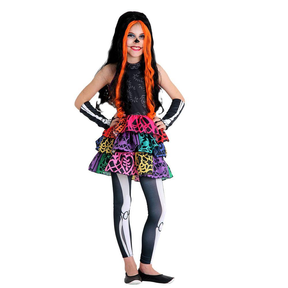 23d0ce14f0 Fantasia Monster High - Skelita
