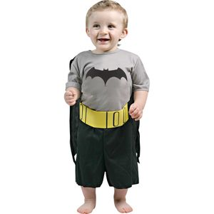 Foto da fantasia para bebê Batman na AbraKadabra