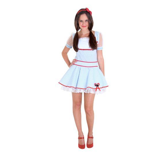 bab70ec715 Fantasia Dorothy - Magico de Oz - Teen - Abrakadabra