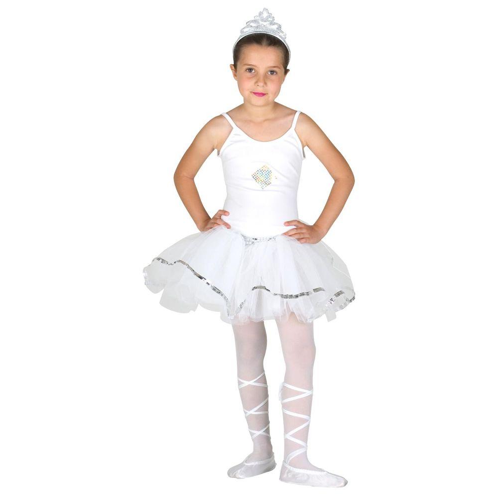 935744f842 Fantasia Infantil Bailarina Nova
