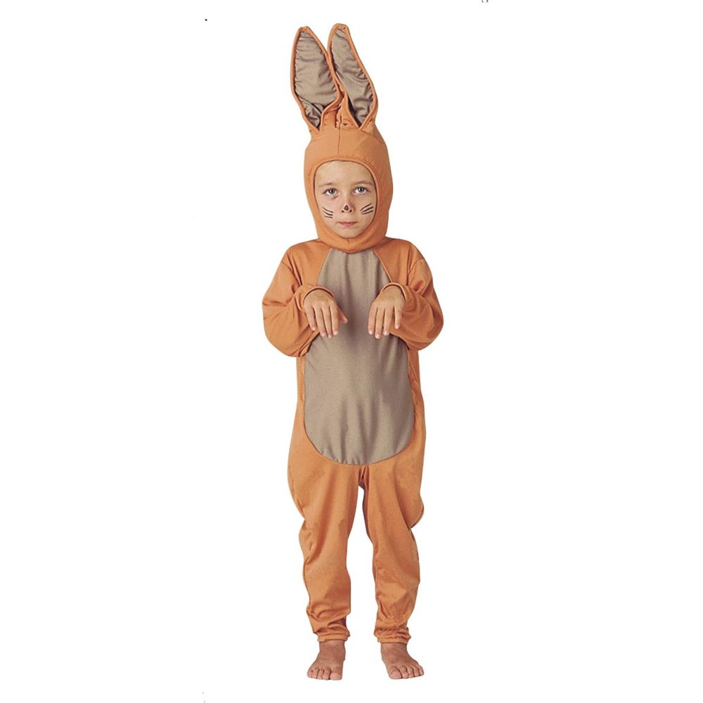1f049ff30 Fantasia coelho infantil caramelo - Abrakadabra