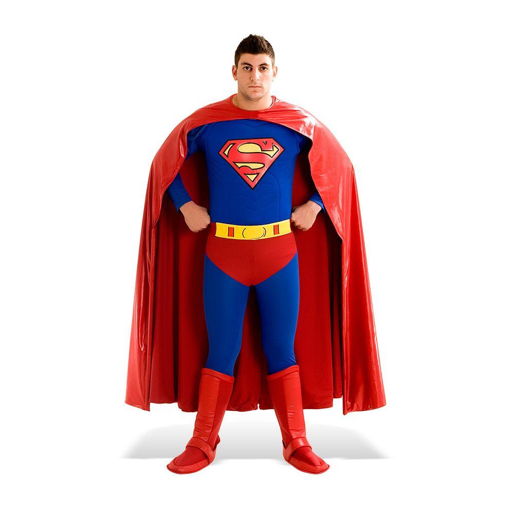 9e659c3af15ed1 Fantasia do Super Homem para carnaval e outras ocasiões - Abrakadabra