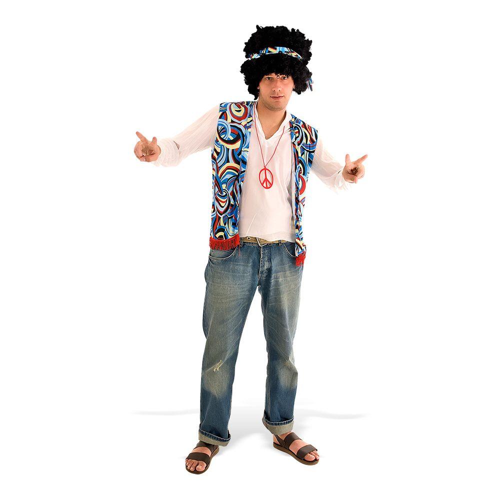 Fantasia Hippie Masculino   Abrakadabra - Abrakadabra 8ee7c8f6a5