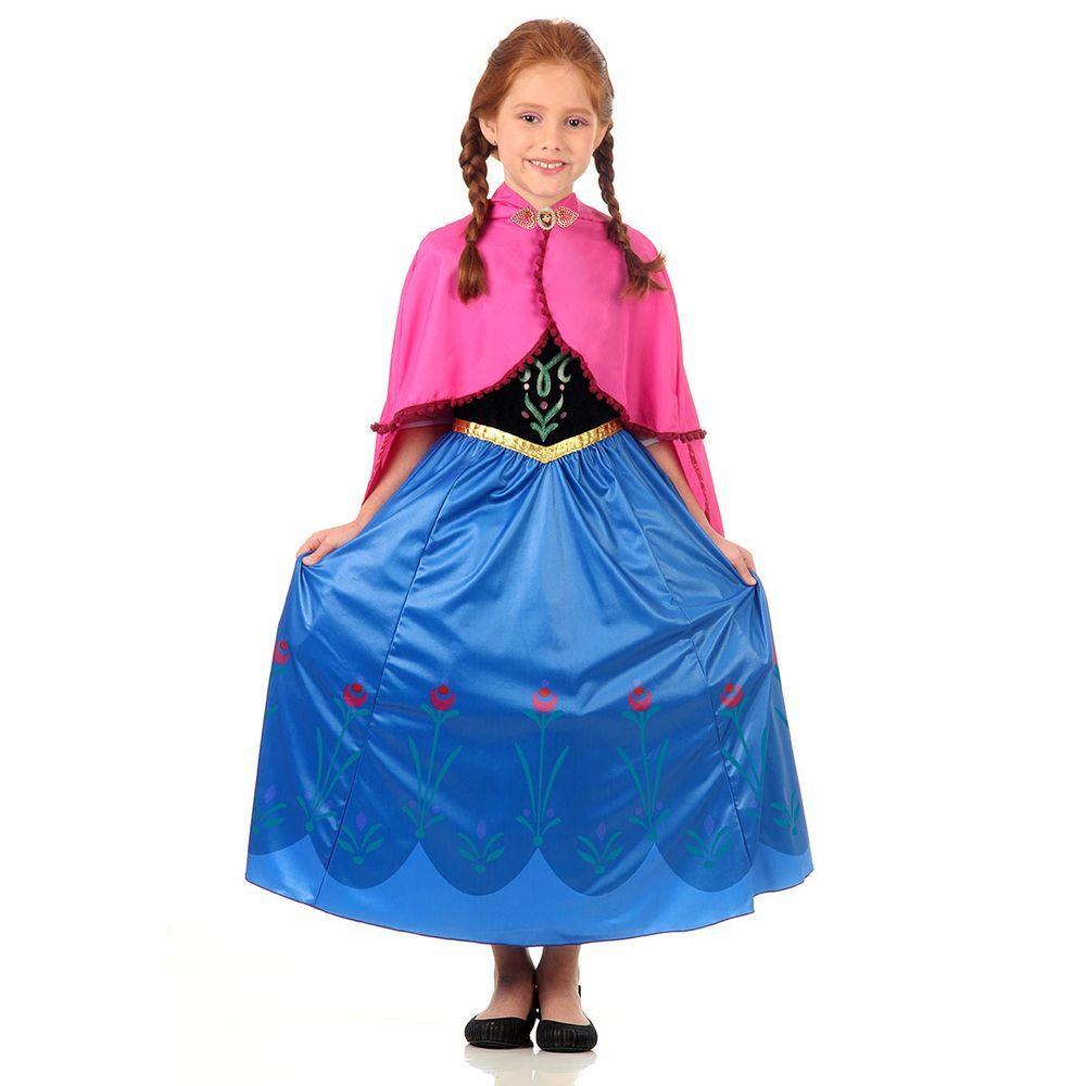 46f6036e0fdf55 Fantasia Frozen - Anna Luxo | Abrakadabra - Abrakadabra