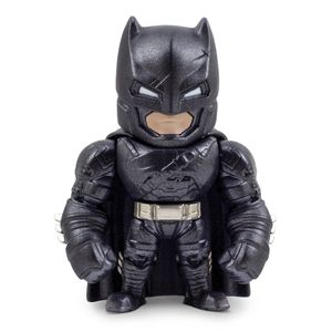 Boneco Metal DTC 10 Cm Batman vs Superman - Batman com Armadura