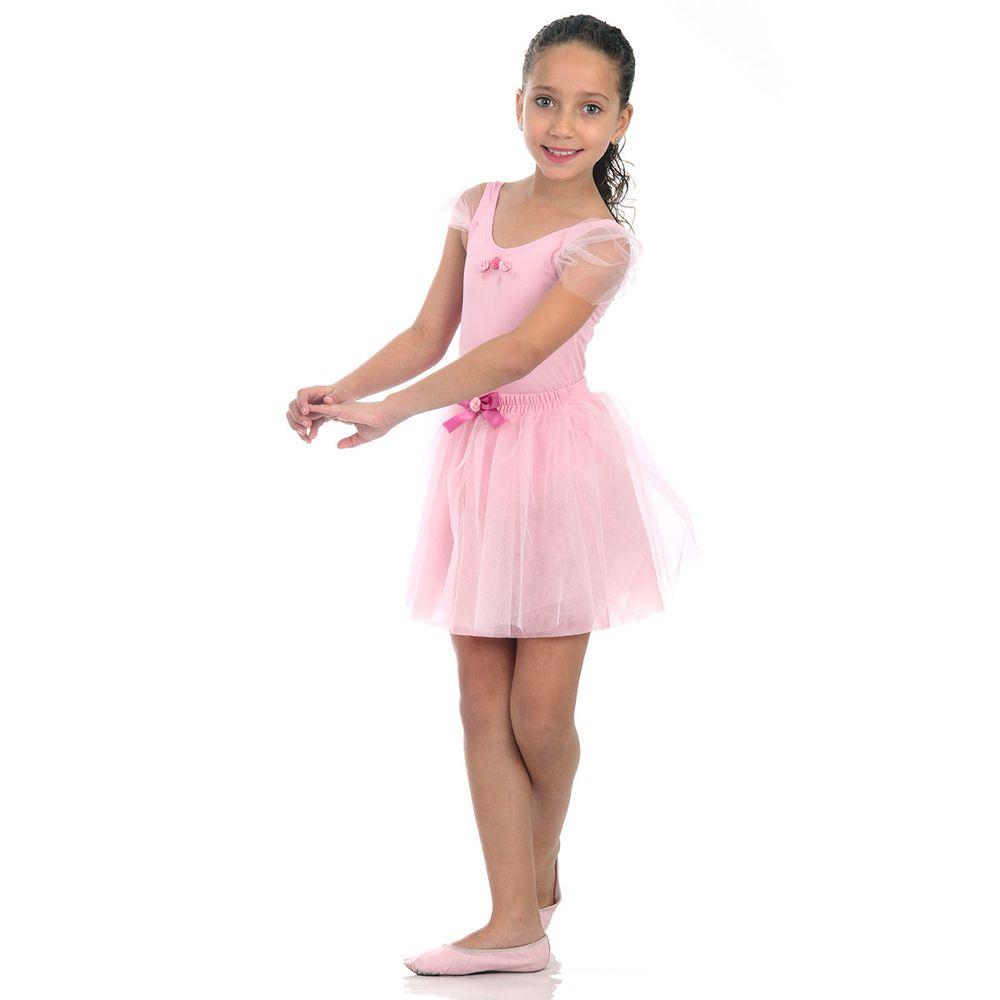 025621541788c Fantasia Infantil Bailarina Rosa | Abrakadabra - Abrakadabra