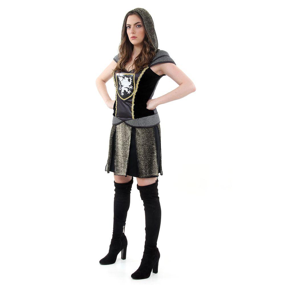 d14370d944 Fantasia Guerreira Medieval - Heat Girls