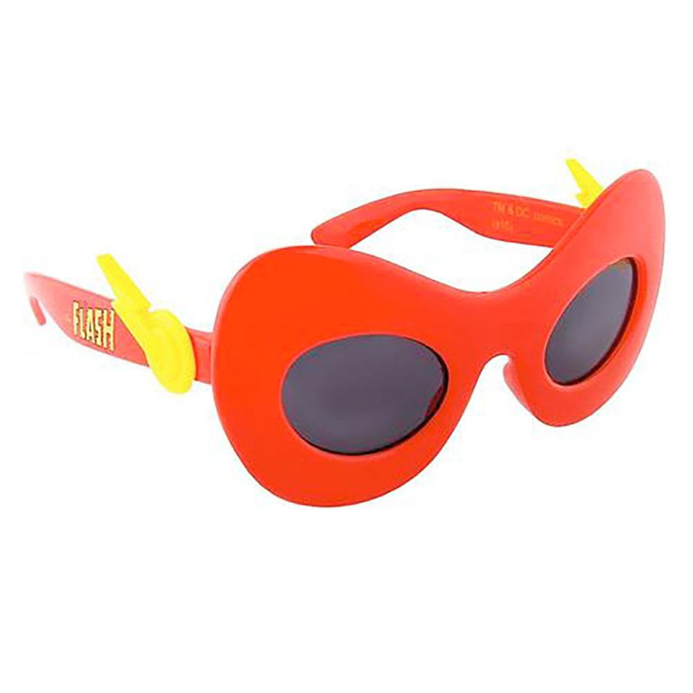 Máscara Óculos Flash Kids   Abrakadabra - Clube de Herois 2a47a7c3da