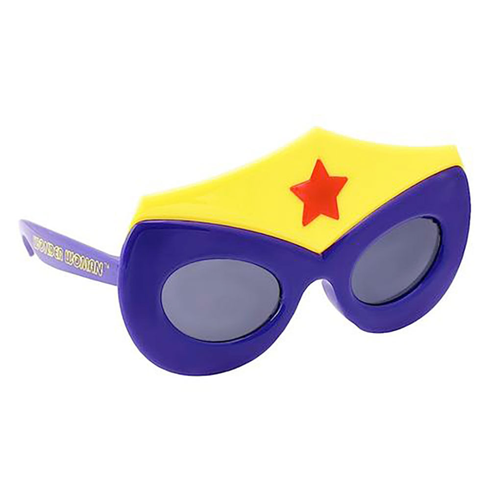 Máscara Óculos Mulher Maravilha Kids   Abrakadabra - Abrakadabra 45fd42dcf5