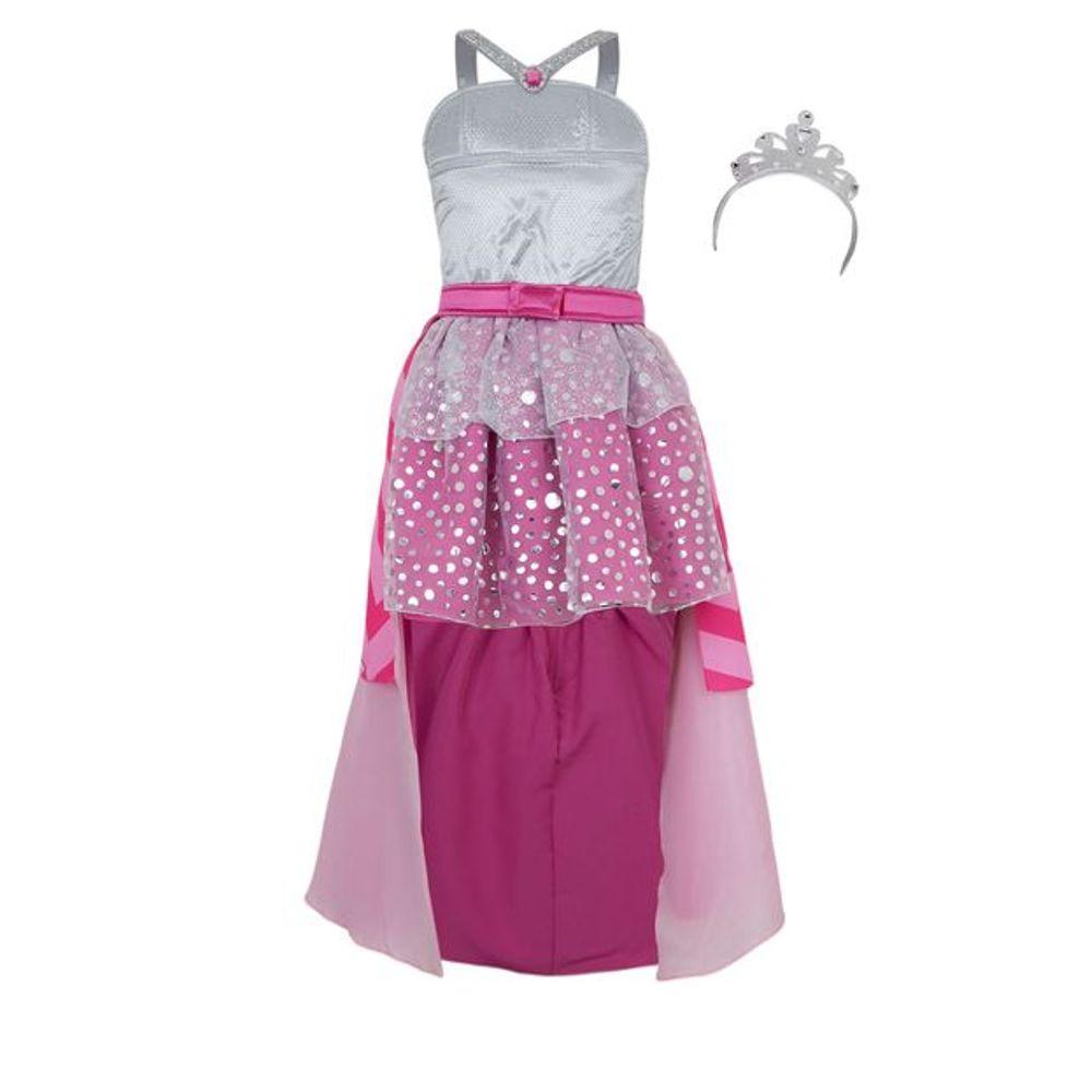 b19ab88eb3 Fantasia Barbie Rock In Royals Luxo