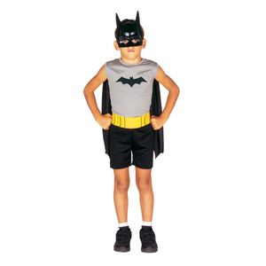 Fantasia Batman Infantil Curta Regata