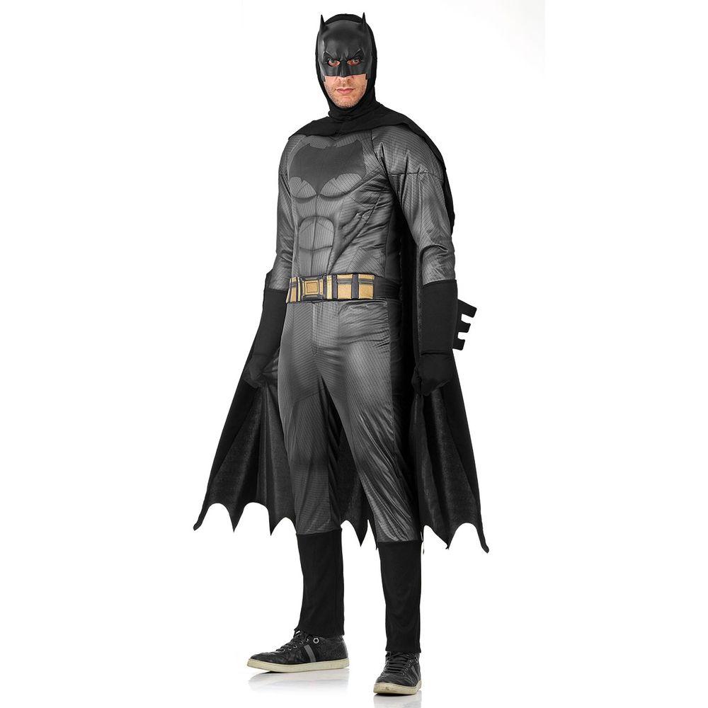 Fantasia Batman Adulto - Batman x Superman   Abrakadabra - Clube de ... e4390472a5