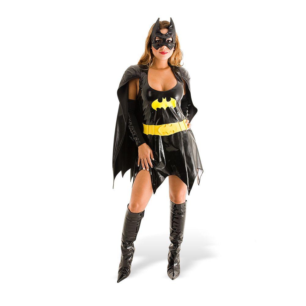 bba9760d6 Fantasia Batgirl Adulto - Heat Girls
