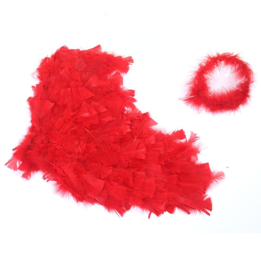 7906b746b4 Asa Anjo Pequena - Vermelha