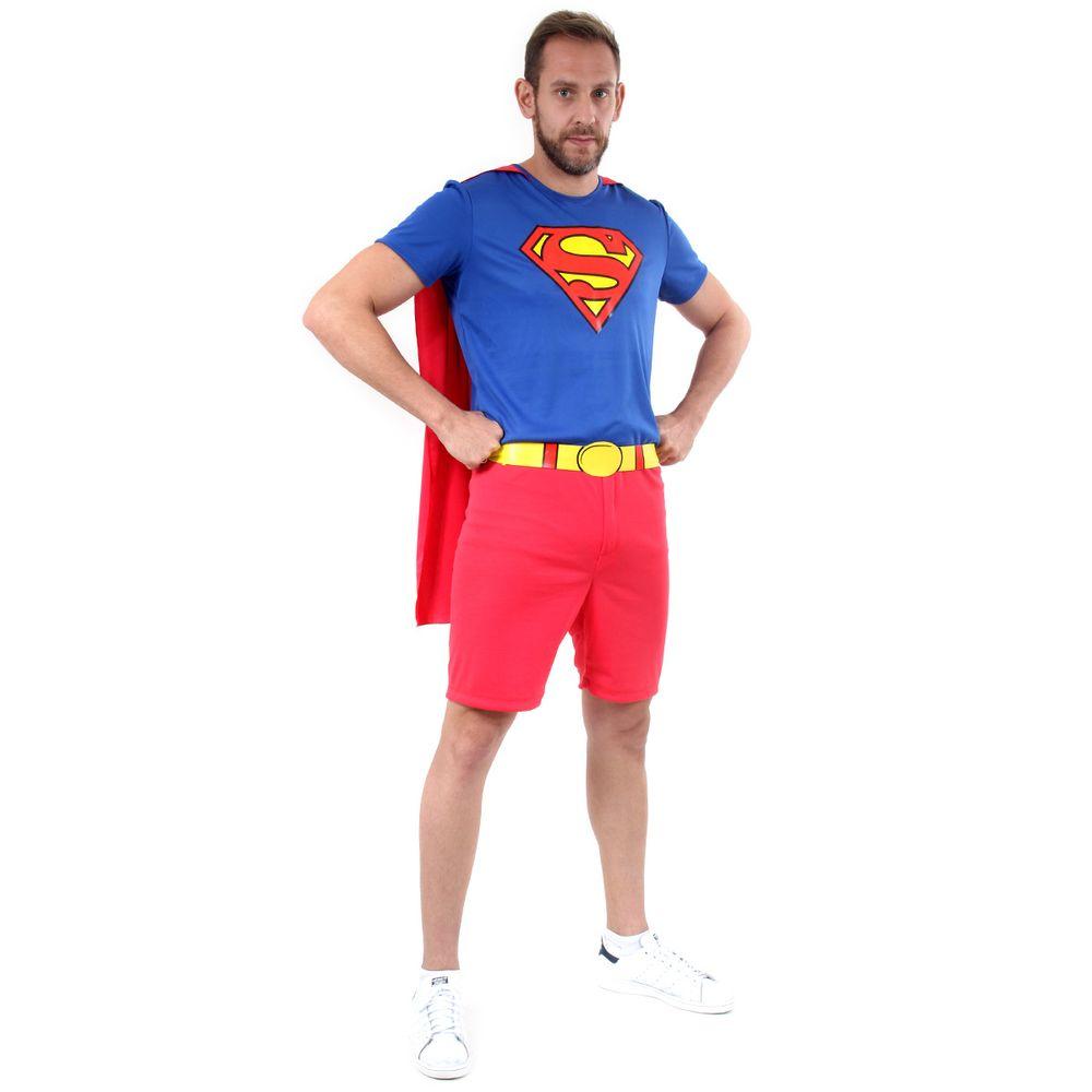 5c11510a1cfa16 Fantasia Super Homem Adulto Verão   Abrakadabra - Abrakadabra