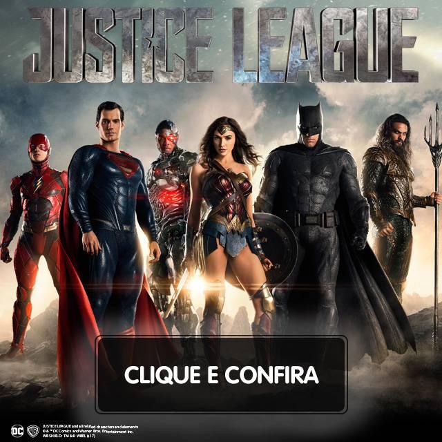 Liga da Justiça - Filme