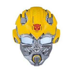 Máscara Bumblebee Transformers Eletrônica - Hasbro