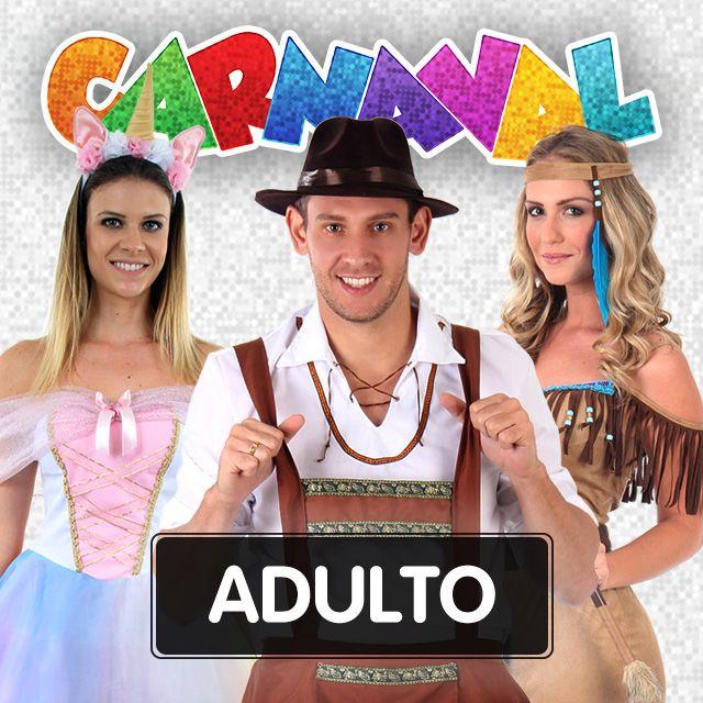 Adulto Carnaval