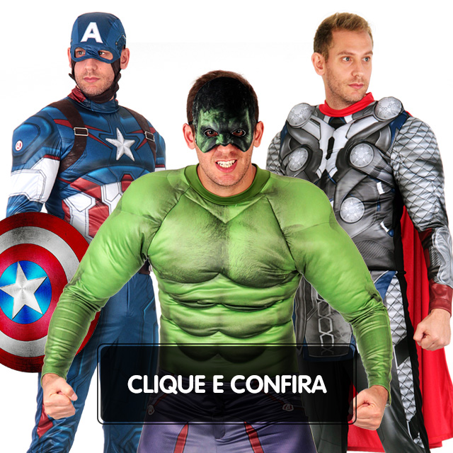 Adulto Marvel
