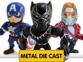 Metals Die Cast Marvel
