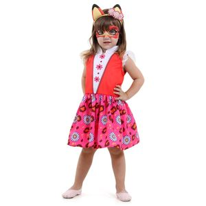 Fantasia Felicity Fox Infantil Raposa - Enchantimals