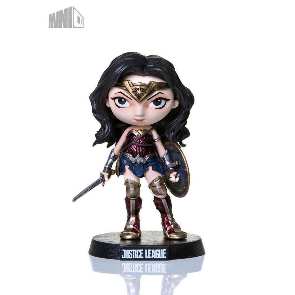 e5dc8c4ad Boneco Wonder Woman Mini Co - Justice League - Iron Studios ...
