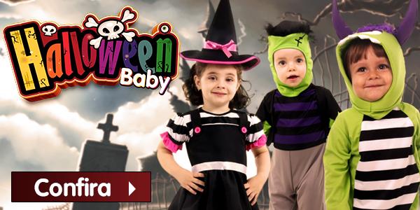 Fantasia de Halloween para Bebês