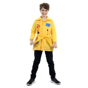 Fantasia DPA Infantil Pop Amarelo - Bento