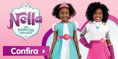 Nella - Uma Princesa Corajosa