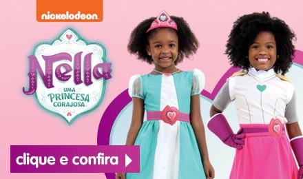 Nella Uma Princesa Corajosa
