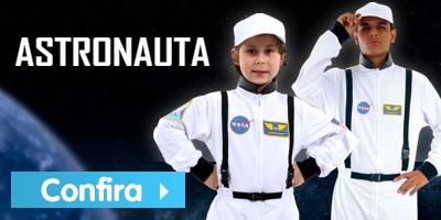 Fantasias de Astronauta
