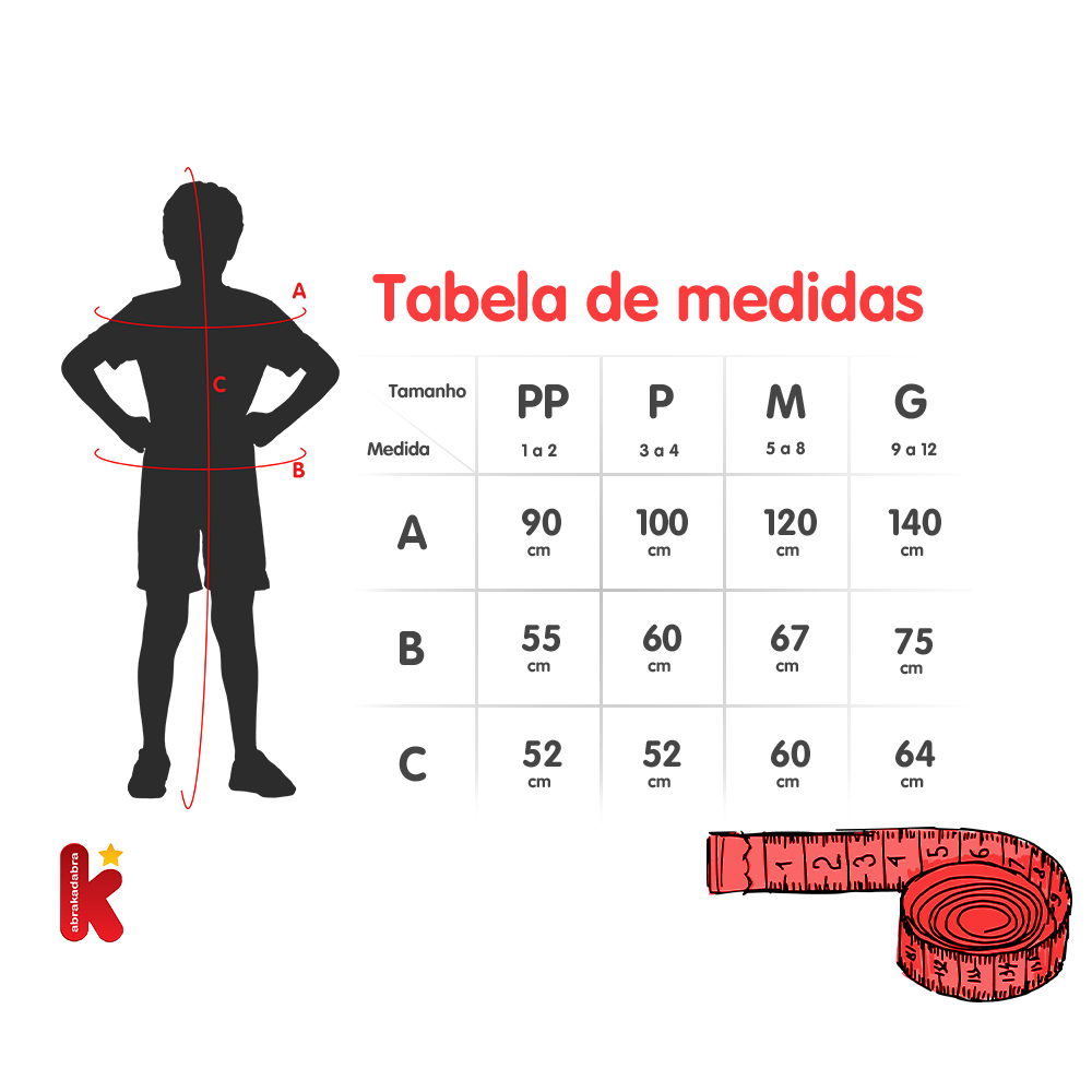 Tabela Infantil