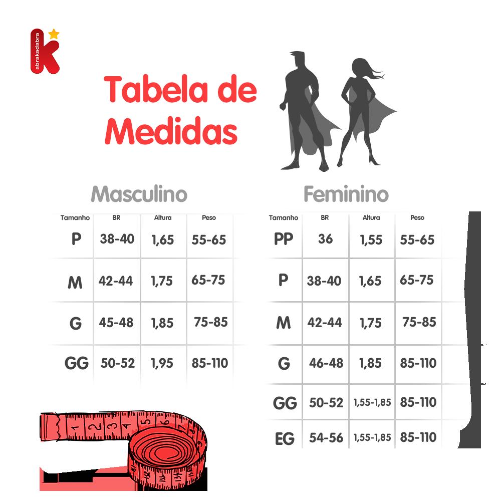 Tabela Adulto