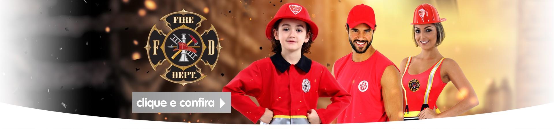 Fire Dept - Bombeiros