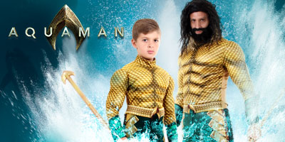 Fantasias do Aquaman