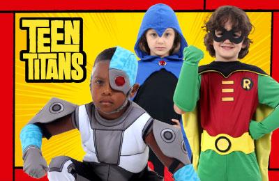 Jovens Titans - DC