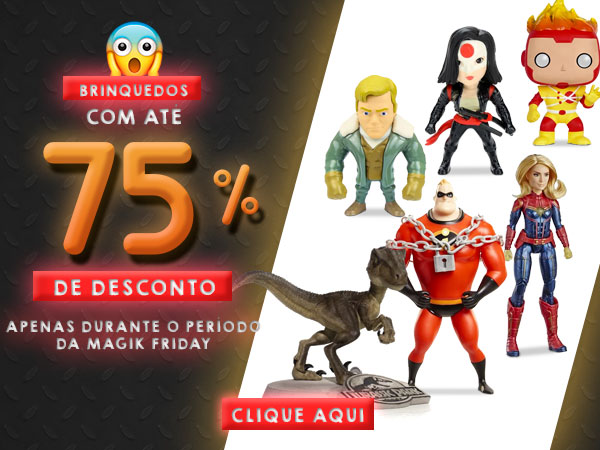 Brinquedos - Black